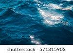 ocean sunset shorebreak big... | Shutterstock . vector #571315903