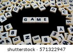 game letters