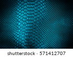 blue leather texture  use for... | Shutterstock . vector #571412707