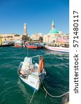 Small photo of AKKO(ACRE), ISRAEL - November 24, 2016 -Yachts and sailboats at the marina of old Akko (Acre), Israel