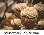 cupcakes  | Shutterstock . vector #571545007