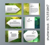 business templates for... | Shutterstock .eps vector #571551847