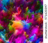 color explosion series.... | Shutterstock . vector #571620397