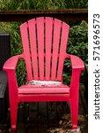 Pink Lawn Chair  A Pink Lawn...