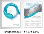 template vector design for... | Shutterstock .eps vector #571751347