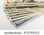 us american dollar money bills...