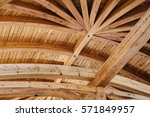 Part Of The Wooden Architectur...