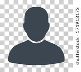 customer icon. vector... | Shutterstock .eps vector #571913173