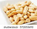 Close Up Of The Peanuts