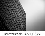 windows of commercial building... | Shutterstock . vector #572141197