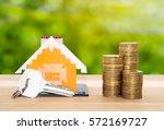 sale and rental properties... | Shutterstock . vector #572169727