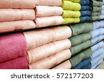 Mix Color Towels In Store