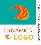 bright dynamic vector logo | Shutterstock .eps vector #572226457