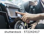 transportation technology and... | Shutterstock . vector #572242417