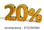 gold sale 20   gold percent off ... | Shutterstock . vector #572250583