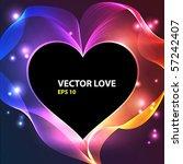 abstract vector background. | Shutterstock .eps vector #57242407