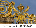 Golden Main Gates Of The...