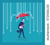 challenge covering down drop...   Shutterstock .eps vector #572436133