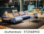 living room | Shutterstock . vector #572568943
