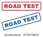 Road Test Text Rubber Seal...