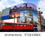 Piccadilly Circus London Image...