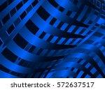 abstract illustration of blue...   Shutterstock . vector #572637517