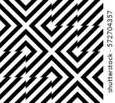 vector seamless pattern.... | Shutterstock .eps vector #572704357