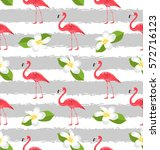 illustration seamless pattern... | Shutterstock .eps vector #572716123