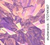 abstract 3d render    macro... | Shutterstock . vector #572749387
