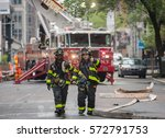 new york  usa   may 02  2016 ... | Shutterstock . vector #572791753