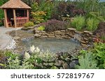 The Pond Area In The...