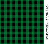 buffalo plaid seamless pattern... | Shutterstock .eps vector #572824423