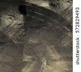 Black And White Grunge Texture...