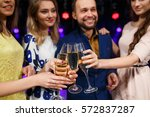 party  holidays  celebration ... | Shutterstock . vector #572837287