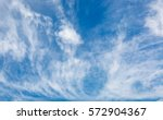 nice sky with clouds   abstract ... | Shutterstock . vector #572904367