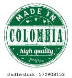 "rubber stamp with text ""made in ... 
