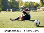 sport  football training ... | Shutterstock . vector #572918593