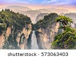 Zhangjiajie Forest Park At...