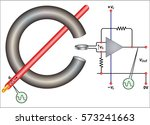 open loop current transducer