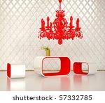 modern  interior design  3d... | Shutterstock . vector #57332785