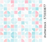 hipster geometric seamless...   Shutterstock .eps vector #573333877
