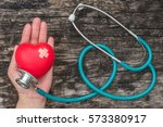 healthcare medical insurance... | Shutterstock . vector #573380917