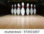 Ten Pin Bowling Alley...
