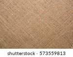 Texture Of Natural Burlap Fabric
