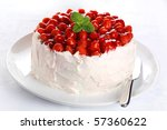 Beautiful Cake With...