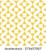yellow ornament pattern  white...   Shutterstock .eps vector #573657007