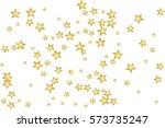 delicious background of golden... | Shutterstock .eps vector #573735247
