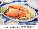 Stone Crab Claws With Lemon...
