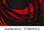 background geometric shapes  ... | Shutterstock .eps vector #573839113