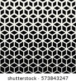 abstract sacred geometry black... | Shutterstock .eps vector #573843247